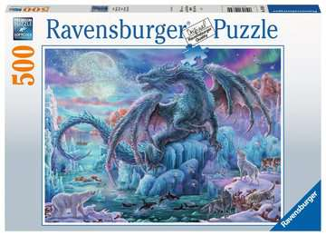 Mystical Dragons Jigsaw Puzzles;Adult Puzzles - image 1 - Ravensburger