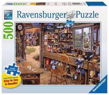L'atelier de papa Puzzles;Puzzles pour adultes - Image 1 - Ravensburger