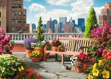 Rooftop Garden Jigsaw Puzzles;Adult Puzzles - image 2 - Ravensburger