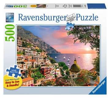 Positano Jigsaw Puzzles;Adult Puzzles - image 1 - Ravensburger