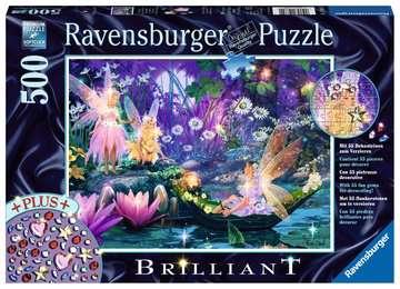 14882 Erwachsenenpuzzle Im Feenwald von Ravensburger 1