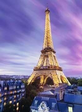 Puzzle 500 p Star Line - Tour Eiffel scintillante Puzzle;Puzzle adulte - Image 3 - Ravensburger