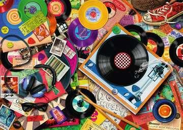 Viva le Vinyl Jigsaw Puzzles;Adult Puzzles - image 2 - Ravensburger