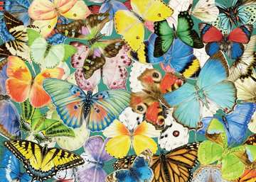Butterflies Jigsaw Puzzles;Adult Puzzles - image 2 - Ravensburger