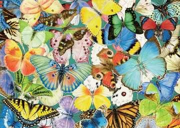 Butterflies Jigsaw Puzzles;Adult Puzzles - image 2 - Ravensburger