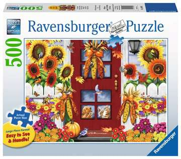 Autumn Birds Jigsaw Puzzles;Adult Puzzles - image 1 - Ravensburger