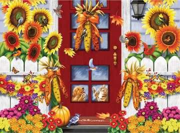 Autumn Birds Jigsaw Puzzles;Adult Puzzles - image 2 - Ravensburger