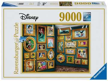 Puzzle 9000 p - Le musée Disney Puzzle;Puzzle adulte - Image 1 - Ravensburger