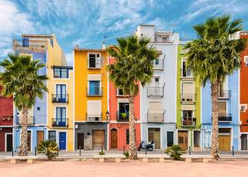 Mediterranean Spain Puzzle;Puzzle da Adulti - immagine 2 - Ravensburger
