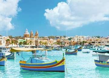 Medierranean Malta        1000p Puslespil;Puslespil for voksne - Billede 2 - Ravensburger