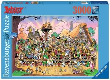 Puzzle 3000 p - L univers Astérix Puzzle;Puzzle adulte - Image 1 - Ravensburger