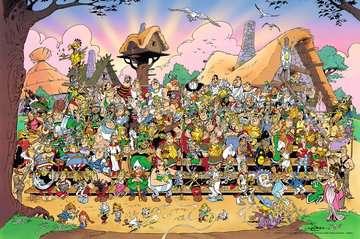 Puzzle 3000 p - L univers Astérix Puzzle;Puzzle adulte - Image 2 - Ravensburger
