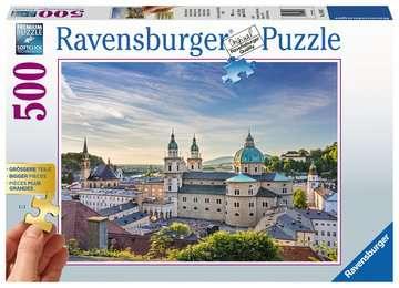 Salzburg / Oostenrijk Puzzels;Puzzels voor volwassenen - image 1 - Ravensburger