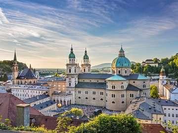 Salzburg / Oostenrijk Puzzels;Puzzels voor volwassenen - image 2 - Ravensburger