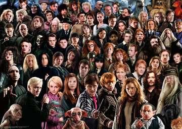 Harry Potter Puzzle;Erwachsenenpuzzle - Bild 2 - Ravensburger