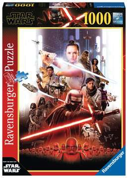 Puzzle 1000 p - L Ascension de Skywalker no.1 / Star Wars 9 Puzzle;Puzzle adulte - Image 1 - Ravensburger