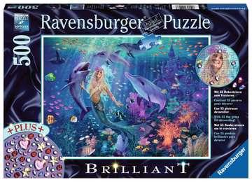 Betoverende zeemeermin Puzzels;Puzzels voor volwassenen - image 1 - Ravensburger