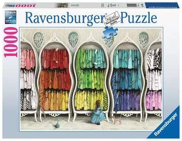 Fashionista Puzzels;Puzzels voor volwassenen - image 1 - Ravensburger