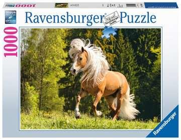 15009 Erwachsenenpuzzle Pferdeglück von Ravensburger 1