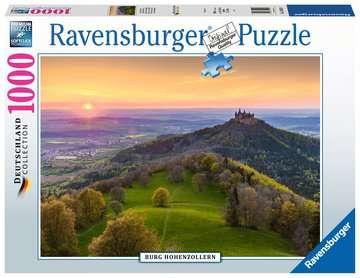 15012 Erwachsenenpuzzle Burg Hohenzollern von Ravensburger 1