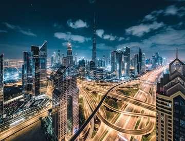 Uitzicht op Dubai Puzzels;Puzzels voor volwassenen - image 2 - Ravensburger