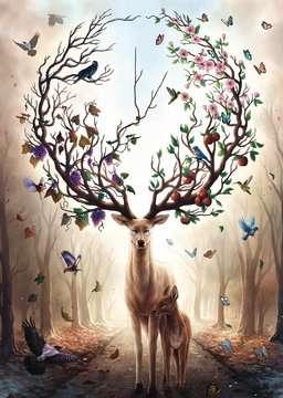 Cervo magico Puzzle;Puzzle da Adulti - immagine 2 - Ravensburger