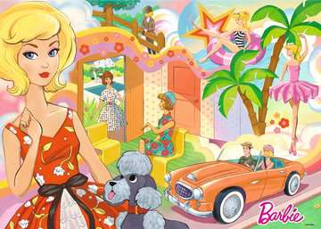 Vintage Barbie Jigsaw Puzzles;Adult Puzzles - image 2 - Ravensburger