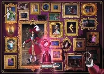 Villainous: Captain Hook Puzzels;Puzzels voor volwassenen - image 2 - Ravensburger