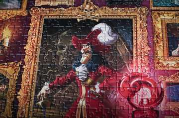 Captain Hook Jigsaw Puzzles;Adult Puzzles - image 5 - Ravensburger