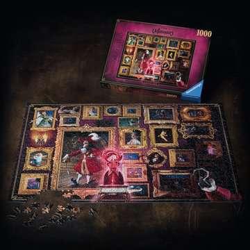 Puzzle 1000 p - Capitaine Crochet (Collection Disney Villainous) Puzzle;Puzzle adulte - Image 8 - Ravensburger