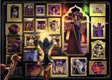 Puzzle 1000 p - Jafar (Collection Disney Villainous) Puzzle;Puzzle adulte - Image 2 - Ravensburger