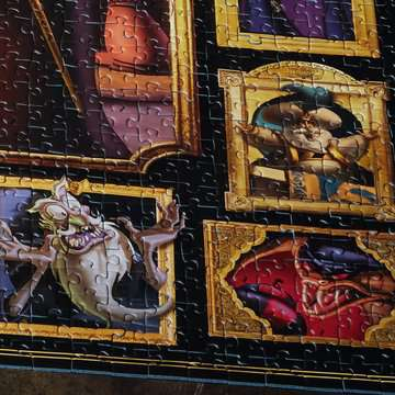 Puzzle 1000 p - Jafar (Collection Disney Villainous) Puzzle;Puzzle adulte - Image 8 - Ravensburger