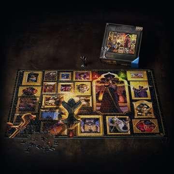 Puzzle 1000 p - Jafar (Collection Disney Villainous) Puzzle;Puzzle adulte - Image 9 - Ravensburger