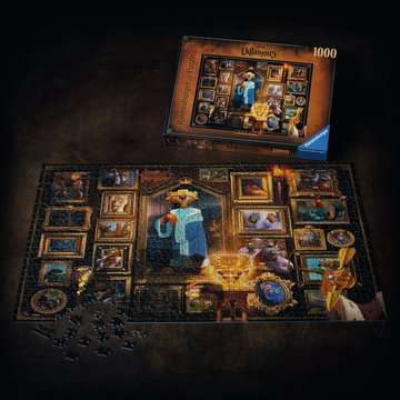 Puzzle 1000 p - Prince Jean (Collection Disney Villainous) Puzzle;Puzzles adultes - Image 3 - Ravensburger
