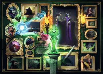 Puzzle 1000 p - Maléfique (Collection Disney Villainous) Puzzle;Puzzle adulte - Image 2 - Ravensburger