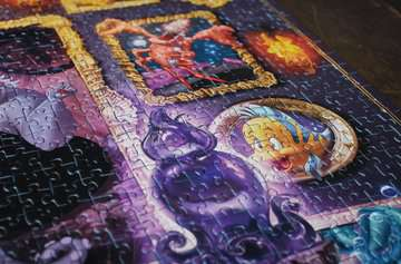 Puzzle 1000 p - Ursula (Collection Disney Villainous) Puzzle;Puzzle adulte - Image 6 - Ravensburger