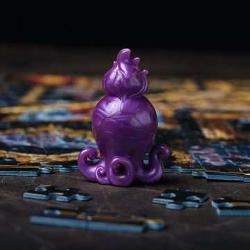 Puzzle 1000 p - Ursula (Collection Disney Villainous) Puzzle;Puzzle adulte - Image 8 - Ravensburger