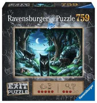 EXIT Wolfsgeschichten Puzzle;Erwachsenenpuzzle - Bild 1 - Ravensburger