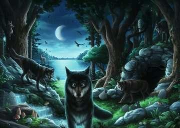 EXIT Wolfsgeschichten Puzzle;Erwachsenenpuzzle - Bild 2 - Ravensburger