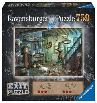 EXIT Im Gruselkeller Puzzle;Erwachsenenpuzzle - Bild 1 - Ravensburger