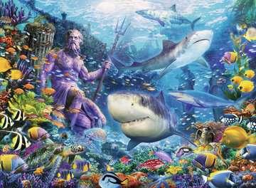 Heerser van de zee Puzzels;Puzzels voor volwassenen - image 2 - Ravensburger