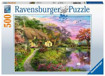 Landhuis Puzzels;Puzzels voor volwassenen - image 1 - Ravensburger
