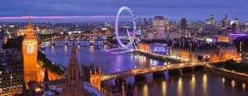London bei Nacht Puzzle;Erwachsenenpuzzle - Bild 2 - Ravensburger
