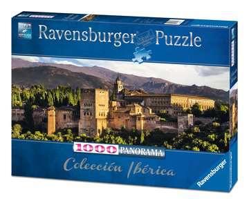 WAROWNIA ALHAMRA 1000EL Puzzle;Puzzle dla dorosłych - Zdjęcie 1 - Ravensburger