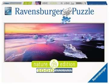 Lago Jökulsárlón, Islanda Puzzle;Puzzle da Adulti - immagine 1 - Ravensburger