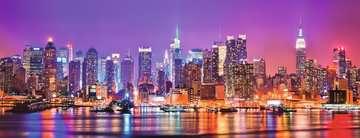 Manhattan 1000 dílků Panorama 2D Puzzle;Puzzle pro dospělé - obrázek 2 - Ravensburger