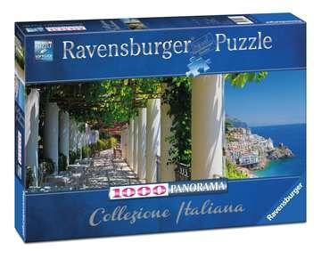 WŁOSKA KOLEKCJA - AMALIFI 1000EL Puzzle;Puzzle dla dorosłych - Zdjęcie 1 - Ravensburger