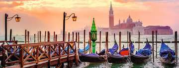 Gondolas in Venice Jigsaw Puzzles;Adult Puzzles - image 2 - Ravensburger