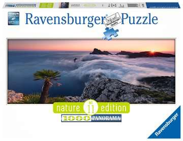 15088 Erwachsenenpuzzle Im Wolkenmeer von Ravensburger 1