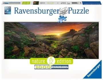 15094 Erwachsenenpuzzle Sonne über Island von Ravensburger 1